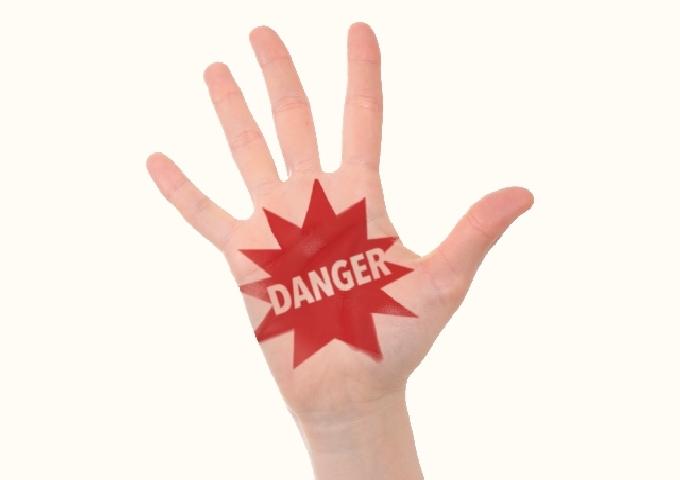 3.danger