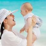 赤ちゃんの汗疹対策!顔はおでこにできやすいからご注意を!汗疹対策2017!