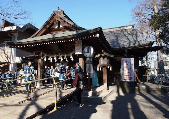 5.八坂神社