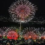 全国新作花火競技大会2017アクセス総まとめ!臨時列車は?駐車場は?
