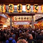 浅草鷲神社酉の市2016!初心者向け粋な歩き方・熊手の買い方完全ガイド!