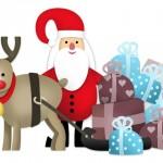 クリスマスとえばトナカイ!折り紙・飾りつけ手作りガイド!トナカイの名前は?