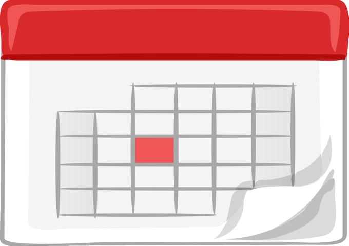 calendar-23684_1280
