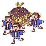 北海道神宮例大祭2017!神輿・屋台の時間は?みどころまとめ!