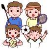 体育の日イベント【大阪】3選!体育の日の由来・英語ではなんて言う?