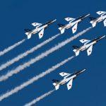 南紀白浜空港開港50周年記念!ブルーインパルスは飛ぶの?みどころは?