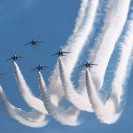 日本三景松島観光復興記念行事!ブルーインパルスは飛ぶの?みどころは?