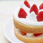 クリスマスケーキは冷凍保存できる?冷凍クリスマスケーキの解凍方法は?
