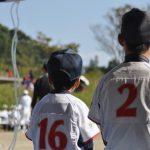 少年野球でずっと補欠の息子。親は息子にどんな対応をすればいい?