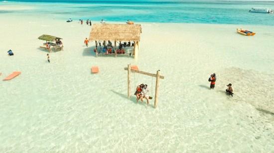 Bikini-island